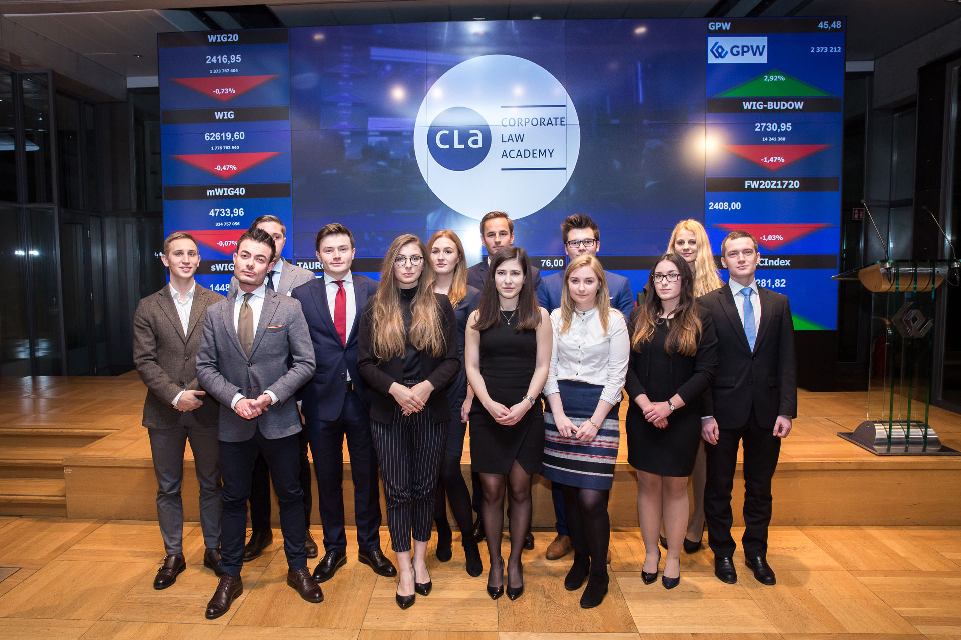 Galeria: IV edycja Corporate Law Academy